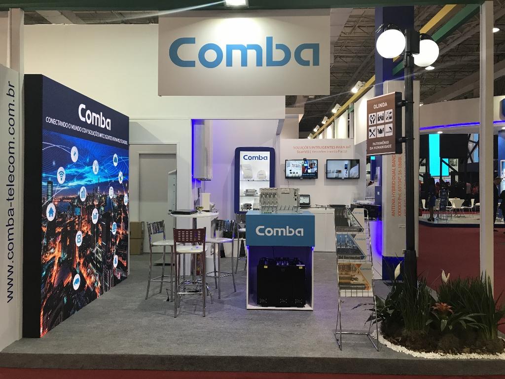 comba tele    comba showcases at future  2017   the