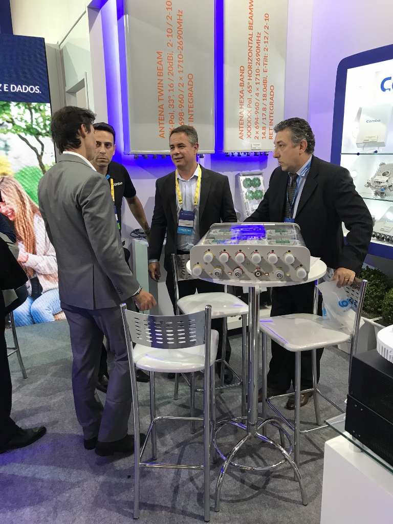 Comba Telecom Comba Showcases At Futurecom 2017 The