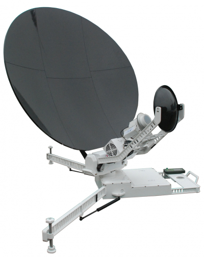 SAL Portable Satellite Antenna